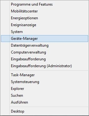Substartmenu von Windows 8