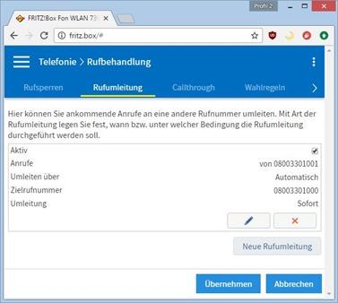 Fritzbox_Rufumleitung